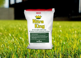 Fall Fertilizing with BEST Nitra King